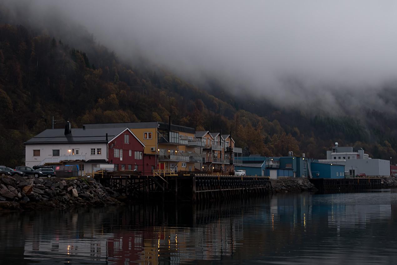 Narvik harbour