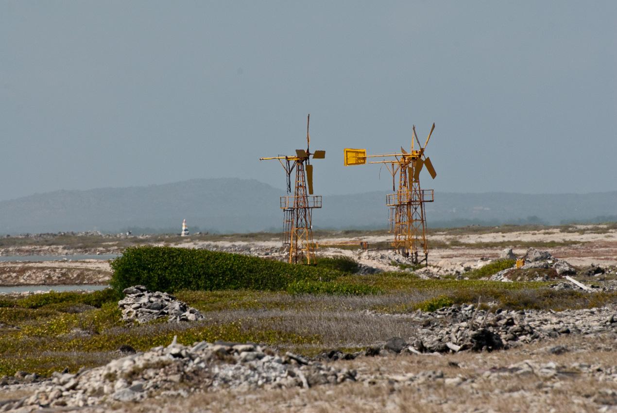 wind-energy to pump water
