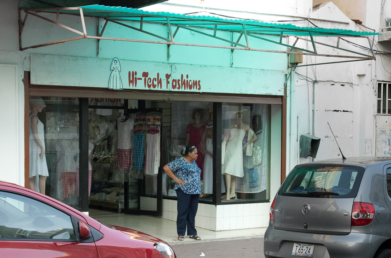Hi-Tech Fashions