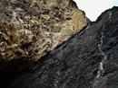 Vulkanisk klippa