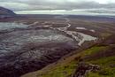 drainage from Vatnajökull
