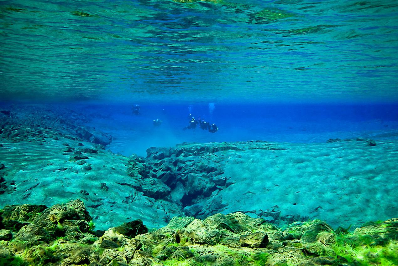 Blå lagunen