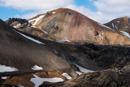 Brennisteinsalda (sulphur mountain)