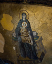Enthroned Virgin and Child