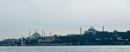 Blå moskén och Hagia Sofia