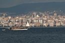 utsikt mot stor-Istanbul
